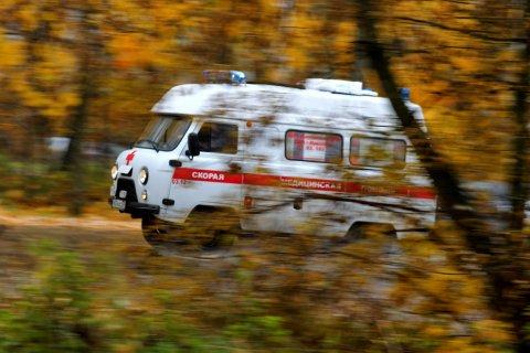 В Липецке пациентка с инсультом выпала из машины скорой помощи. Медики заметили пропажу только через час