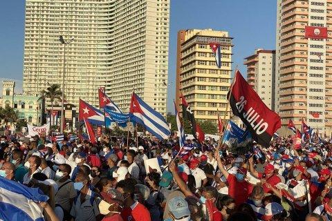 Дмитрий Новиков: Ситуация на Кубе стабильна, кубинские депутаты справедливо призывают осудить вмешательство США