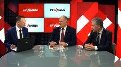 Прямой разговор с Геннадием Зюгановым и Павлом Грудининым (07.03.2018)