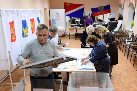 За год в России закрыто 70% уголовных дел о фальсификациях на выборах