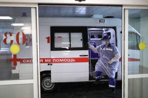 Число заразившихся коронавирусом в России превысило 553 тысячи человек