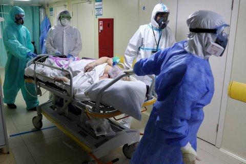 Число случаев заражения коронавирусом в России превысило 511 тысяч