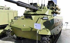 Шойгу объявил о серийном производстве в России боевых роботов
