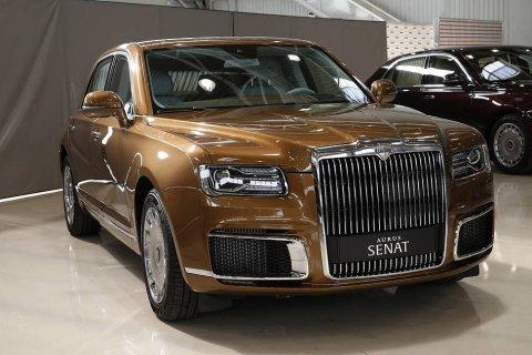 Губернатор Тульской области признал лимузин Aurus слишком дорогим для себя