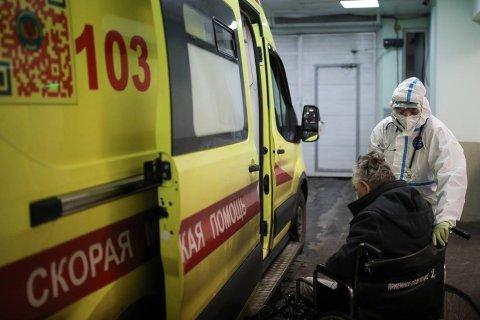 В России второй день подряд выявляют более 13 тысяч заболевших коронавирусом