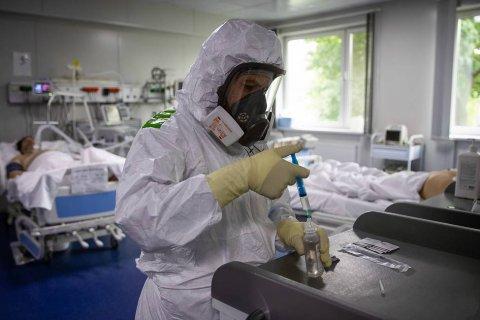 В России число заболевших коронавирусом достигло 614 тысяч человек