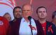 Геннадий Зюганов на Первомае: Главный тромб и главный тормоз – это «Единая Россия»