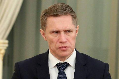 Мурашко заявил, что «всплеск пандемии в России идет на убыль»