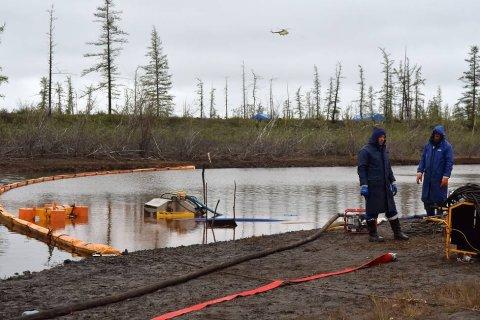 Суд оштрафовал «Норникель» на 146 млрд рублей за разлив топлива в Норильске
