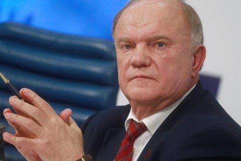 Геннадий Зюганов: Дальнейшая приватизация – одна из главных мин, которые закладывают под страну