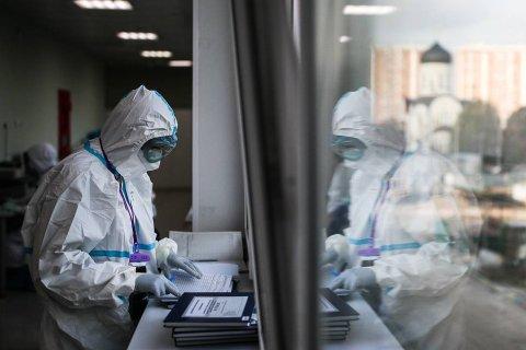 Число заразившихся коронавирусом в России впервые превысило 25 тысяч за сутки