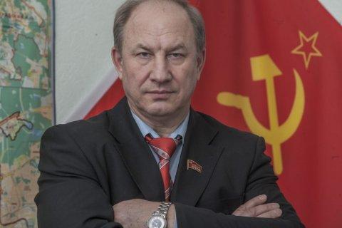 Лидер коммунистов Москвы Валерий Рашкин подает в суд на «электронное голосование»