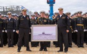 Атомную ракетную подлодку «Князь Владимир» приняли в состав ВМФ