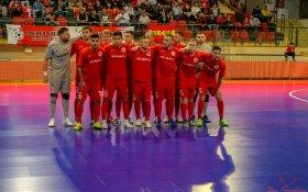 Команда КПРФ по минифутболу громит соперников в кубке УЕФА