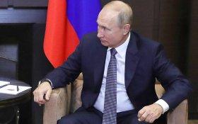 В Кремле назвали неприемлемыми обвинения Навального в адрес Путина