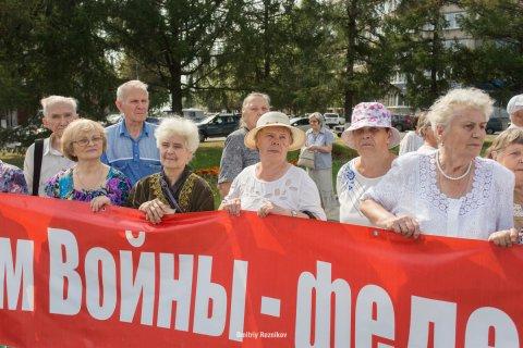 Подмосковные единороссы вновь отказались поддержать областной закон о «детях войны»
