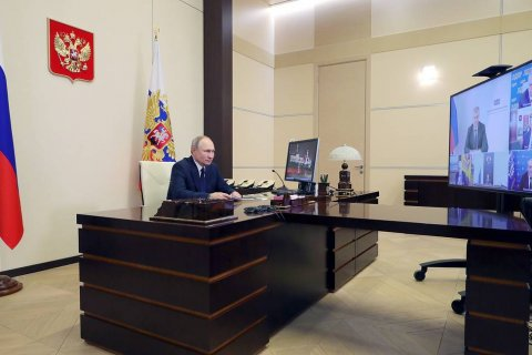 Путин признал справедливым требование людей «ощутимых перемен» перед выборами