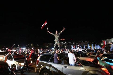 За Башара Асада на президентских выборах в Сирии проголосовали более 95% избирателей
