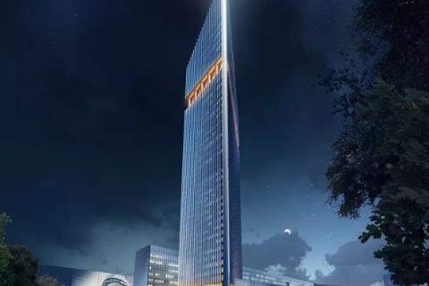 В Москве для «Роскосмоса» построят небоскреб в 248 метров