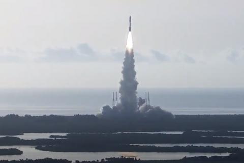 США запустили марсоход на Марс. Стоимость миссии — годовой бюджет «Роскосмоса»
