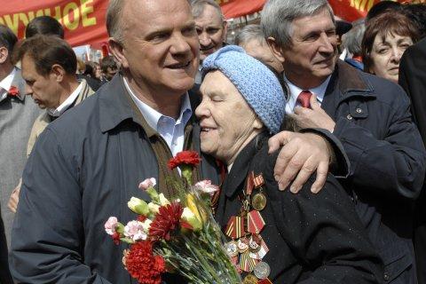 Геннадий Зюганов: Победа в Великой отечественной войне базировалась на советском фундаменте