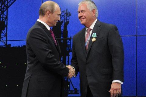 Тиллерсон выдвинул России ультиматум по сирийскому вопросу. МИД РФ надеется на «продуктивные переговоры»