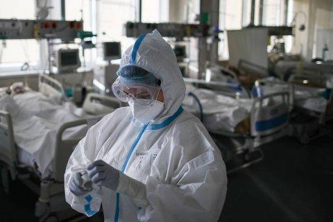 В России впервые выявлено более 20 тысяч заболевших коронавирусом за сутки