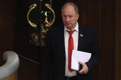 Валерий Рашкин призвал руководство ЦБ рассмотреть вопрос  о замене Грефа на посту руководителя Сбербанка