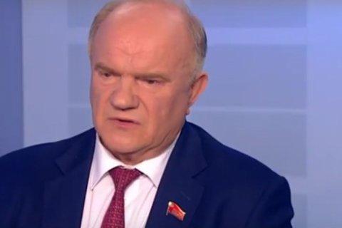 Геннадий Зюганов: Россия – единственная страна, способная в военном противоборстве уничтожить США