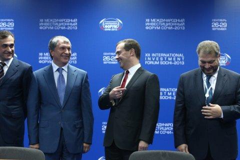 Эксперты определили состав путинского «политбюро»