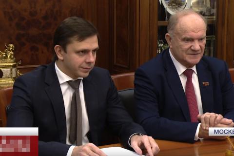 Красный губернатор Орловской области Андрей Клычков рассказал о достижениях в регионе