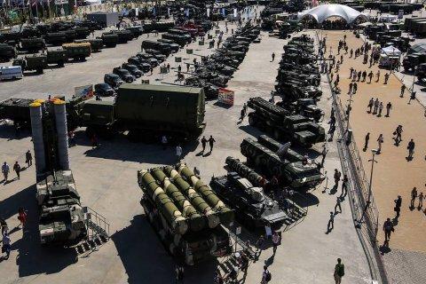 На форуме «Армия-2019» подписали госконтракты на сумму более 1 трлн рублей