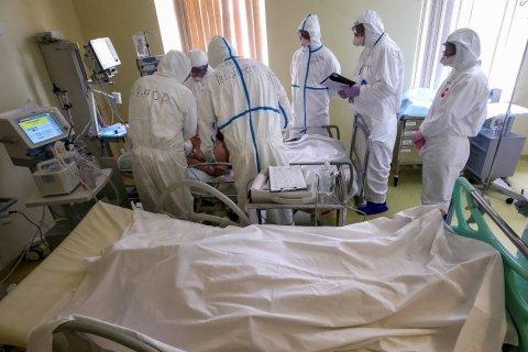 За сутки в России от коронавируса умерли 232 человека. Это новый максимум с начала пандемии