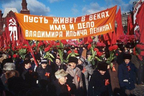Более половины россиян сожалеют о распаде СССР