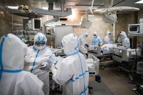 Новости эпидемии коронавируса в России: Число заболевших превысило 561 тысячу человек