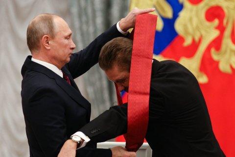 Bloomberg узнал о рекордных тратах «Газпрома» на «благотворительность»