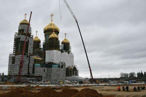 Стоимость храма Шойгу превысила 6 млрд рублей