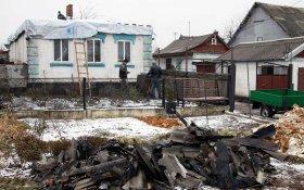 В ДНР заявили о повреждении газопровода при обстреле ВСУ Горловки
