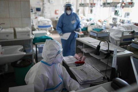 В Петербурге осталось 27 свободных коек для больных коронавирусом
