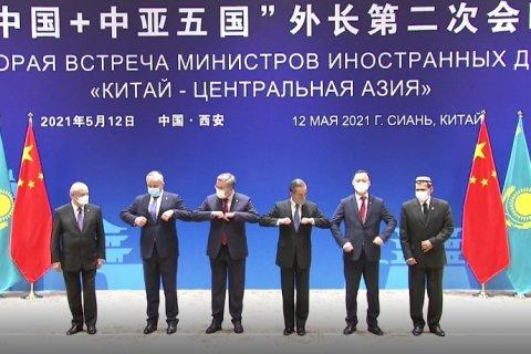 Китай договорился с центральноазиатскими странами обеспечить их безопасность после ухода США из Афганистана