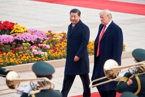 Си Цзиньпин назвал визит Трампа в Китай историческим