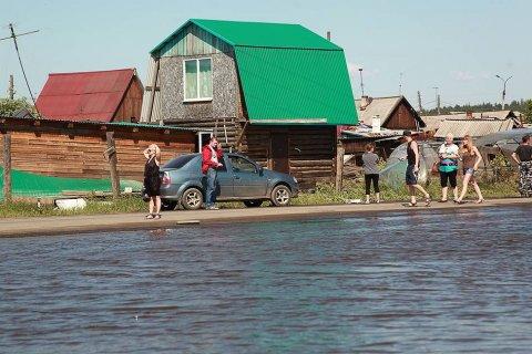 Для пострадавших от наводнения в Тулуне построят новый жилой район
