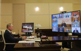 Путин поручил перейти «от масштабной вакцинации к массовой»