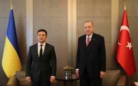 Эрдоган подтвердил принципиальное решение Турции не признавать «аннексию Крыма»