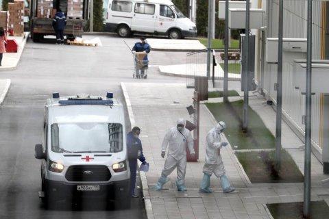 Число зараженных коронавирусом в России достигло почти 63 тысяч человек
