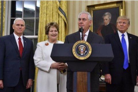 Кавалер российского ордена Дружбы стал госсекретарем США