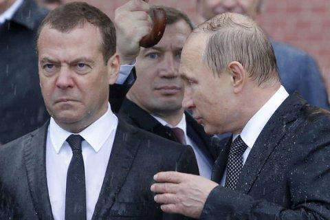 С первого раза выполняются меньше половины поручений Путина
