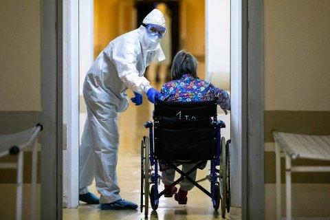 Число заразившихся коронавирусом в России превысило 155 тысяч человек