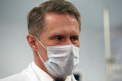 Министр здравоохранения заявил, что в России для больных коронавирусом пока еще свободно 40 тысяч коек