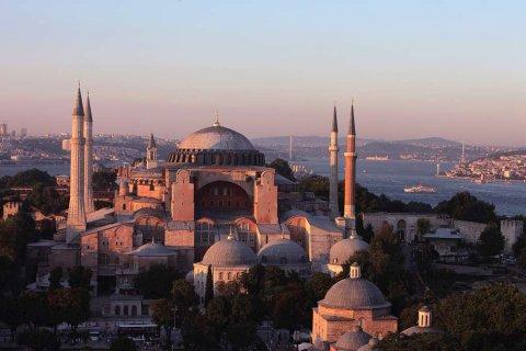 Эрдоган предложил лишить собор Святой Софии статуса музея и снова превратить его в мечеть